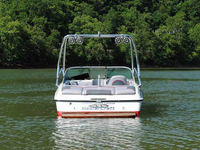 2002 Mastercraft X-Star tower