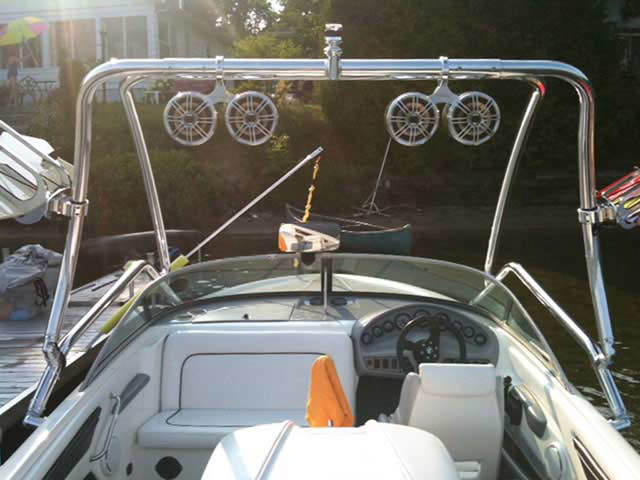 Mastercraft prostar 190 tower