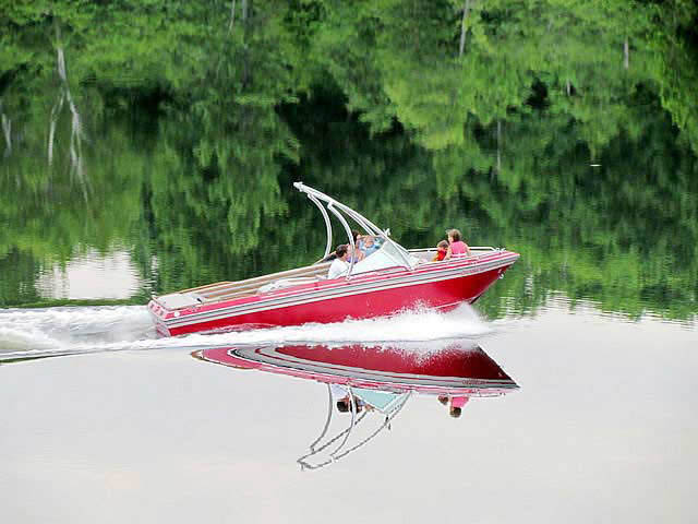 1986 Supra Sunsport Skier boat wakeboard towers
