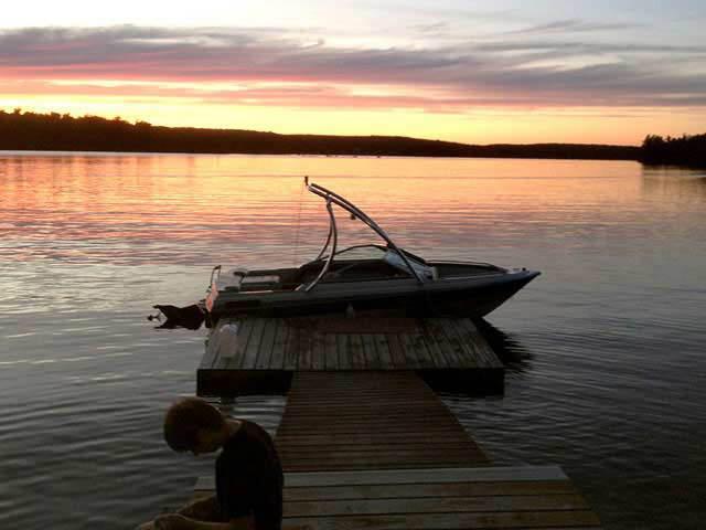 87 Doral Cobra TRX boat wakeboard tower