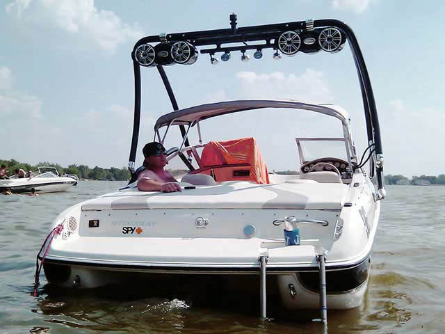 Stingray Wakeboard Towers Amp Aftermarket Accessories