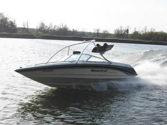 1997 Mastercraft Maristar 225V wakeboard Ascent Tower 9110-1