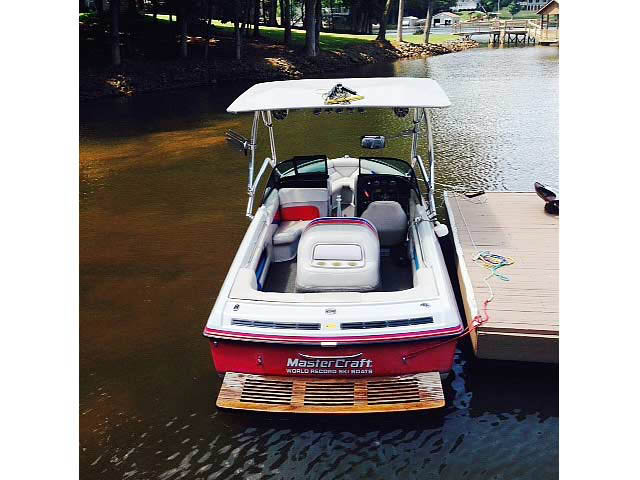 1994 MasterCraft Prostar 205 tower